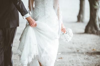 Die schönsten Liebesbeweise am Tag Ihrer Hochzeit!