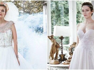 Maggie Sottero 2015: poznaj suknie ślubne pełne kobiecości!