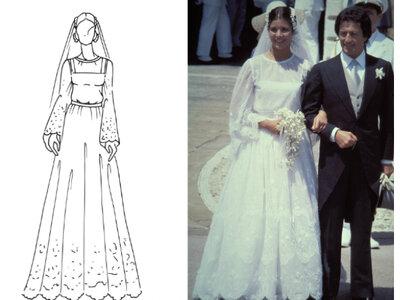 100 lat królewskiej mody - księżniczki wczoraj i dziś!