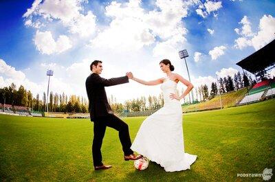 Arranca la Eurocopa 2012 para España: que ruede el balón también en tu boda
