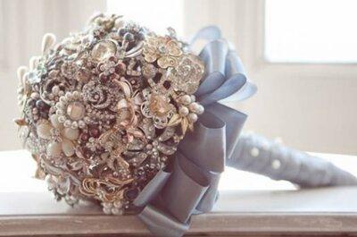 Buquês de noiva: os tops de 2012