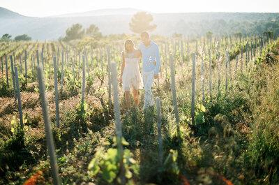 Se marier en Provence : le mini guide pour un mariage réussi !