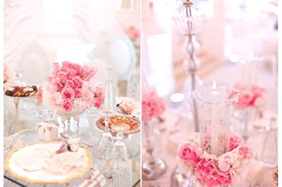 Real Decor: Una majestuosa decoración de boda digna de una princesa