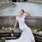 Suknia ślubna z kolekcji Cymbeline 2014.Model: HIDAYA