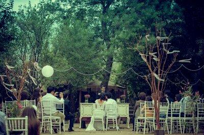 Todo en un solo espacio: celebra tu matrimonio y la ceremonia en el mismo lugar. ¡Te mostramos los beneficios!