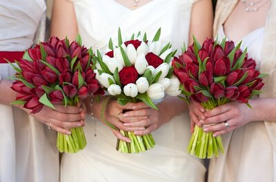 2015 Pantone colour of the year: Marsala wedding inspiration!