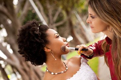 Tendencias y consejos en maquillaje y peinado para novias 2014