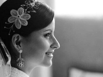 ¿Cómo elegir los aretes para el día de la boda? ¡Aquí las pistas!