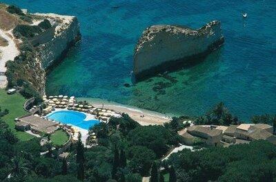 10 Luxuosos hóteis para casar no Algarve