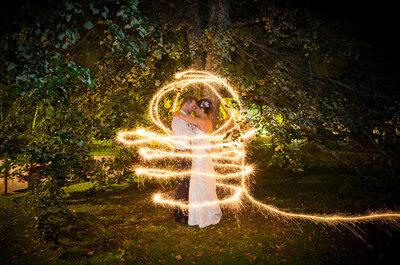 6 Dinge für eine außergewöhnliche Hochzeit!