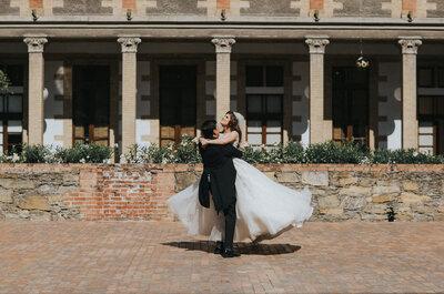 En ti encuentro mi luz: La boda de Carol y Carlos en Monterrey