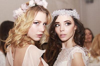 Brautstyling neu interpretiert! Hochzeitslooks 2016 zum Nachstylen