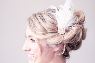 """Gorgeous bridal hair accessories you'll want to say """"I do"""" to!"""