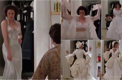 Top 5 des scènes d'essayages de robes de mariées du cinéma et séries