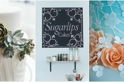 ´De ontdekkingsreis´van Bruiloftblogger Kim vervolgt zich bij Sugarlips Cakes, lees over de heerlijke smaaksensaties!