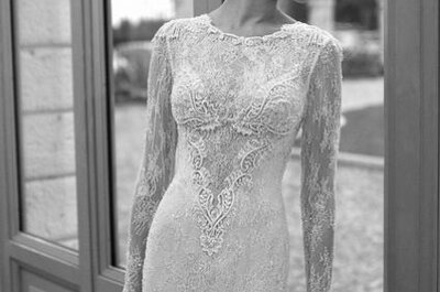 Colección 2014 de vestidos de novia de Berta