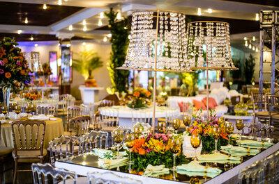 Os melhores profissionais de decoração de casamento do Rio Janeiro: criatividade, personalização e muito estilo