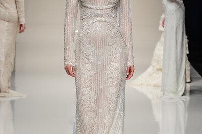 De 20 meest originele trouwjurken op de White Gallery 2014