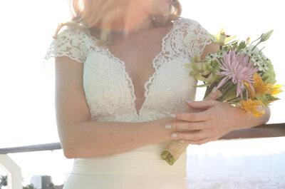 Inspire-se nas tendências de um casamento com clima tropical