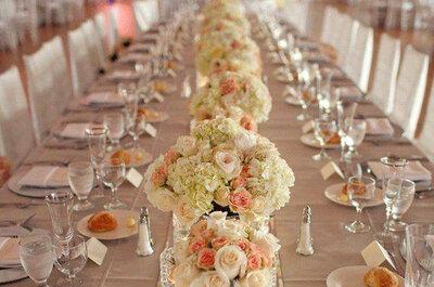 Los mejores catering para bodas en Madrid