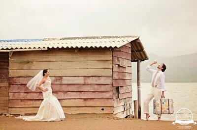 12 pasos para organizar una boda en sólo 4 meses. ¡La clave es el 4!