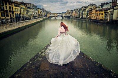 I 10 migliori fotografi per matrimonio a Firenze
