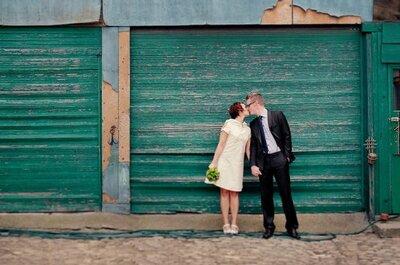 Trouwen in België: de intieme bruiloft van Vicky en Mattias