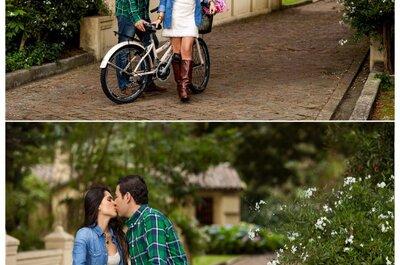 Engagement: celebrar el amor antes de celebrar la boda