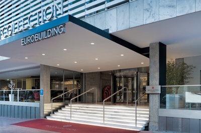 Hotel NH Collection Eurobuilding, el lugar idóneo para celebrar una boda de lujo en el centro de Madrid