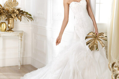 Vestidos de novia 2014 colección