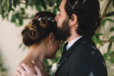 Señales que indican que elegiste al fotógrafo correcto para tu boda. ¡Fotos dignas de una galería!