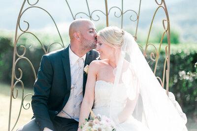 DIY-Hochzeit in der rustikalen Scheune – Marleen & Sebastian trauten sich im bayerischen Amorbach