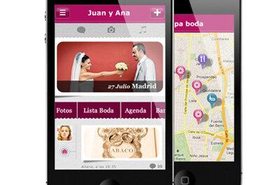 App iPhone de Zankyou: La nueva aplicación para organizar tu boda