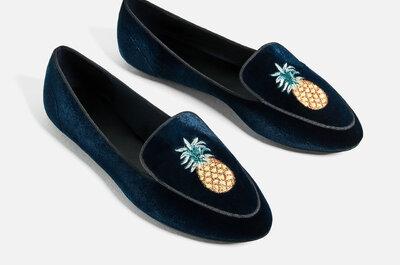 Descubre los 50 zapatos planos para invitada que te harán lucir increíble. ¡Te encantarán!