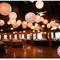 Tendencias en iluminación para bodas 2014 - Foto Emilie Inc