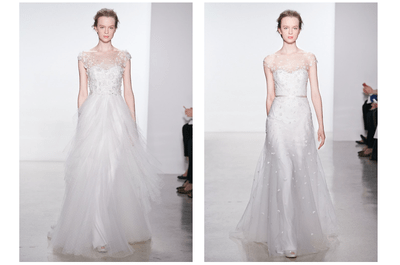 Magia sencilla y encantadora: Vestidos de novia primavera 2015 de Christos
