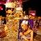 Mesa de boda decorada al estilo de Beyoncé