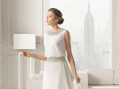 Los 50 vestidos de novia más bonitos de esta temporada ¡Todos te encantarán!
