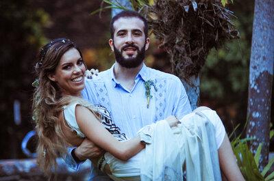Para hoy y para siempre mi norte serás tú: La boda de Ana y Diego