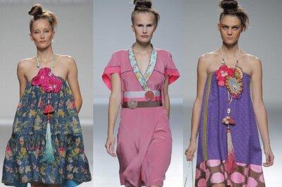 Moda en atuendos vanguardistas, pimavera- verano 2013
