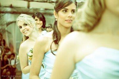La robe des demoiselles d'honneur doit-elle être toujours identique ?