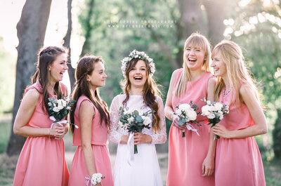 Dzień ich ślubu był uroczy i emocjonujący! Zobacz ich reportaż!