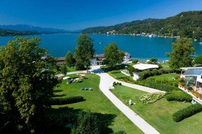 Heiraten in Klagenfurt: die schönsten Hochzeitslocations
