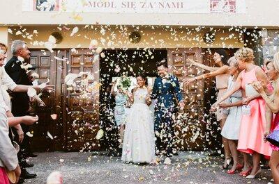 Jak rozsądnie oszczędzać przy organizacji ślubu? Ślub w czasach kryzysu.