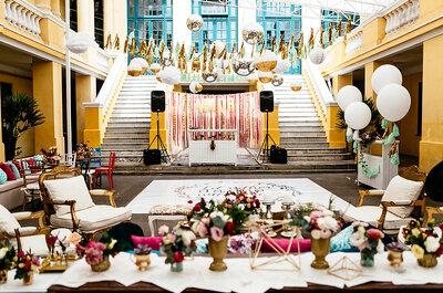 14 decoradores de casamento do Rio de Janeiro para um mini wedding perfeito!