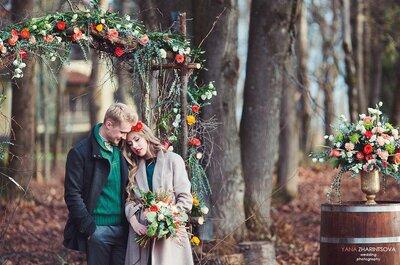 Archi decorativi per il tuo matrimonio: scopri i più belli