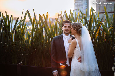 La boda de Ashley y Roberto en el Centro Histórico: Un día mágico