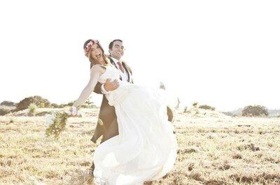 9 maneras en que la organización de la boda os hará más fuertes como pareja
