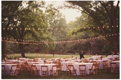 La mejor iluminación de boda para 2014