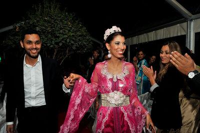 Entre tradition et modernité, Orient et Occident, le mariage atypique de Naouel et Mohamed